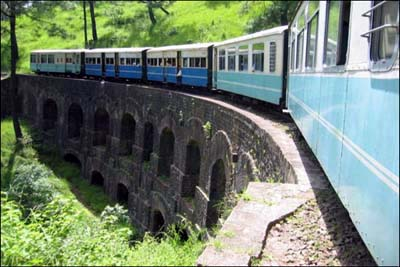The Kalka Shimla Heritage Train