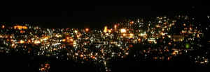 Shimla by night