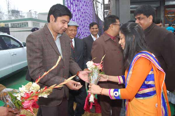 Opening ceremony of Vardaan Hospital